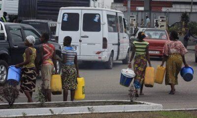RDC : La Regideso contraint plusieurs quartiers de Kinshasa à une desserte en dents de scie !