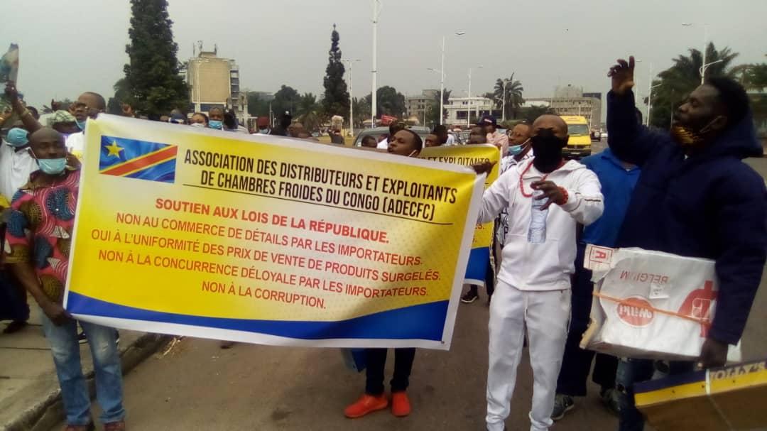 RDC : quatre propositions des professionnels des chambres froides au gouvernement