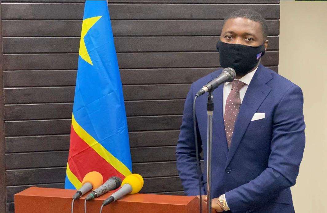 Eric Kasongo : «je vous promets que Dr. Jean-Jacques Muyembe sera honoré dans un film biopic» 3