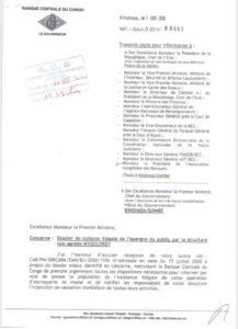 RDC : la BCC réclame la mise sous scellé de My Gold Rev pour collecte illégale de l'épargne du public 6