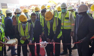 RDC : Mining Engineering Services lance une usine de recyclage des batteries usées à Lubumbashi !