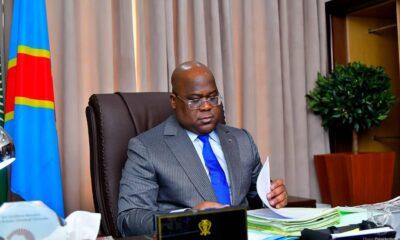 RDC : Félix Tshisekedi relève des divergences dans le dossier du port en eaux profondes de Banana !