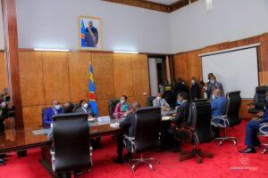 RDC : lors de sa tête- à- tête avec Mabunda, Ilunkamba promet de déposer le collectif budgétaire !