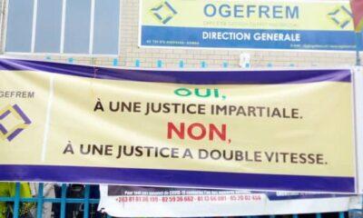 RDC : les agents et cadres de l'Ogefrem observent un mouvement de grève ! 14