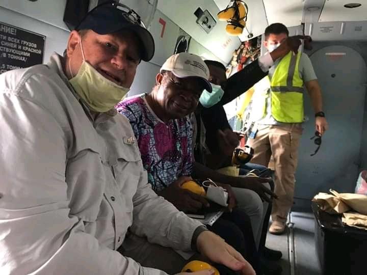 RDC: les États-Unis ont injecté plus de 22 millions de dollars dans la lutte contre Ebola à l'Équateur !
