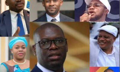 RDC : Jacques Kyabula, Guy Loando et Patrick Muyaya dans le top 3 du sondage Les Points !