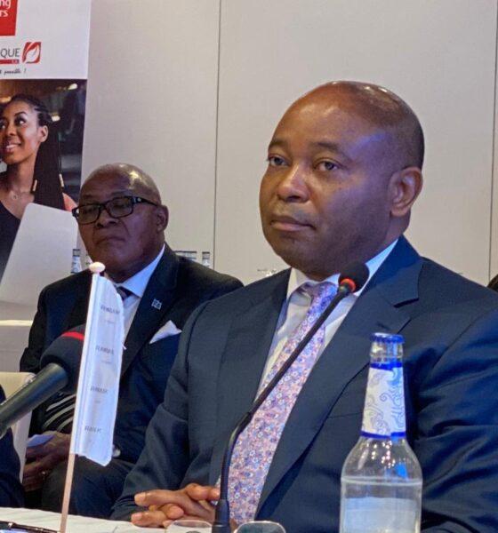 RDC : seules cinq provinces bénéficient de 96% des crédits bancaires (Deogratias Mutombo) 1