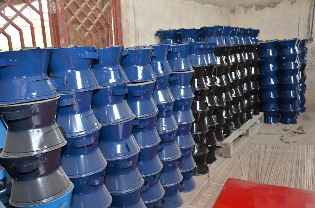 RDC: l'entreprise Biso na Bino augmentera sa capacité de production de 2000 à 20.000 foyers améliorés par mois d'ici juin 2021
