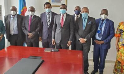 RDC : Julien Paluku compte sur l'expertise des ingénieurs civils nationaux dans la mise en place des ZES