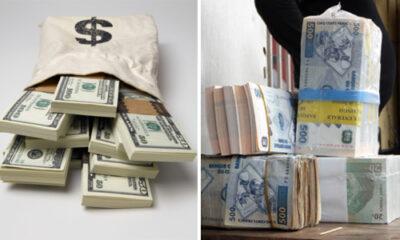 RDC: deux facteurs explicatifs de la faible appréciation du franc congolais face au dollar américain en semaine 9