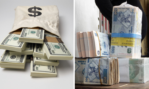 RDC : Bons du Trésor, 6 millions USD levés sur le marché intérieur le mardi 13 octobre 2020 1