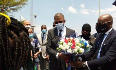 RDC : EPST, le Vice-Ministre en visite de réconfort à Goma après la mort de deux élèves !