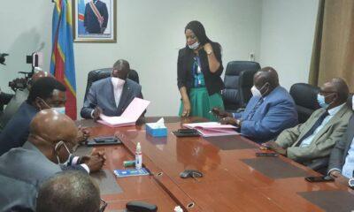 RDC : La DGDA signe un protocole d'accord avec LEREXCOM PETROLEUM SA pour recouvrer ses frais de prestations pétrolières