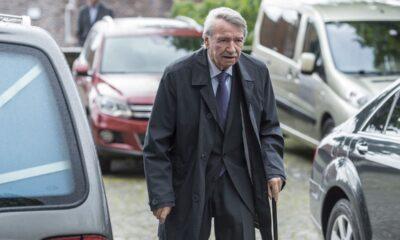 Monde : le président honoraire de la confédération suisse René Felber s'éteint à l'âge de 87 ans 92