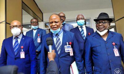 RDC : Cour constitutionnelle, les juges nommés vont bientôt prêter serment devant le chef de l'Etat (Mukolo) 43