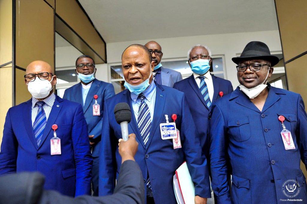 RDC : Cour constitutionnelle, les juges nommés vont bientôt prêter serment devant le chef de l'Etat (Mukolo) 1