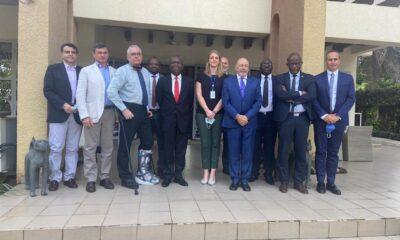 Guinée Conakry : élections 2020, Matata Ponyo et son équipe en appellent au respect de la Charte de l'Union africaine 75
