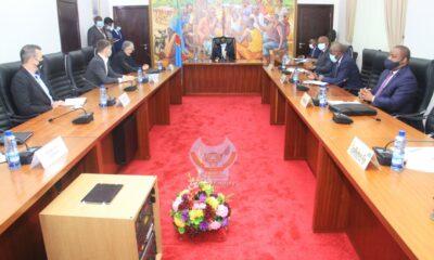 RDC: la société biélorusse AFTRADE DMCC présente cinq projets d'investissement au premier ministre ! 99