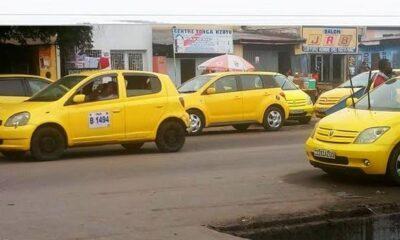 Kinshasa: lutte contre le kidnapping, les chauffeurs de taxis doivent allumer leurs plafonniers dès 18 h (police) 3