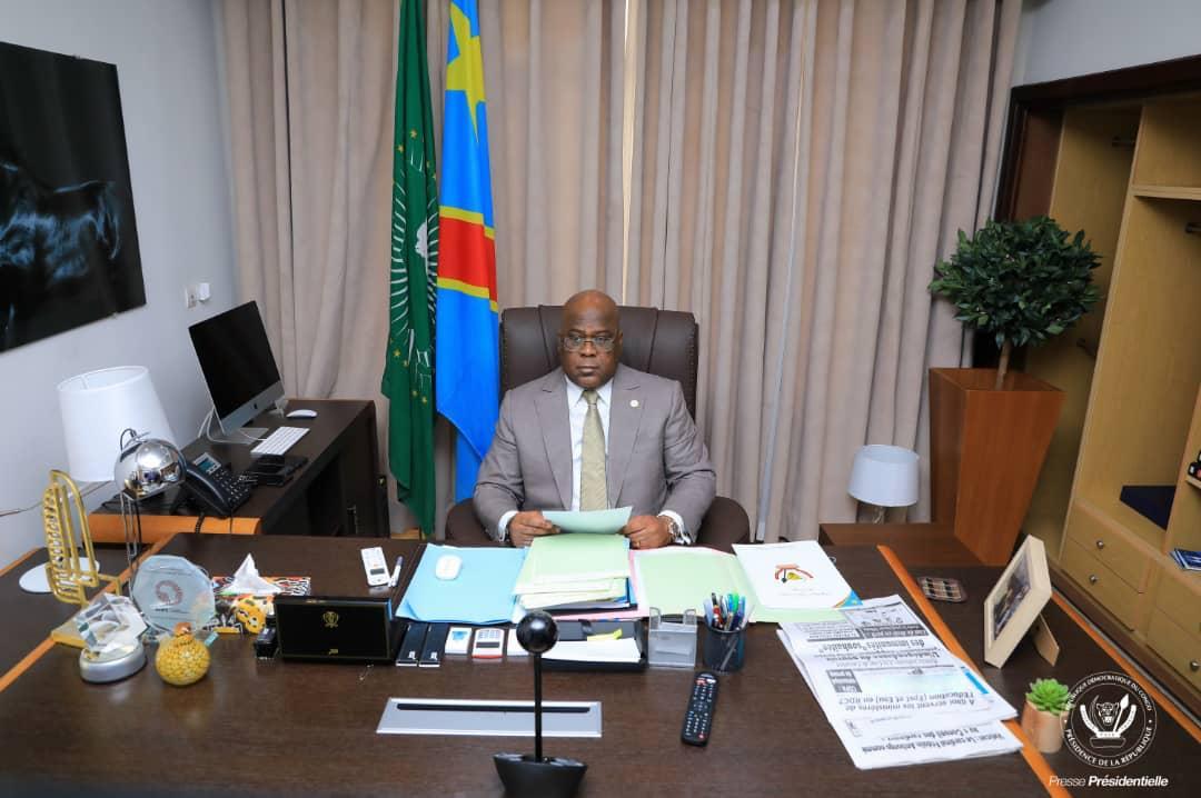 RDC : Félix Tshisekedi tient mordicus à l'adoption de l'Accord portant création de ZLECAF 1