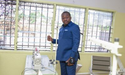 RDC: Guy Loando s'apprête à ouvrir «Widal Training Center» à Kinshasa et à Boende pour la formation professionnelle 46