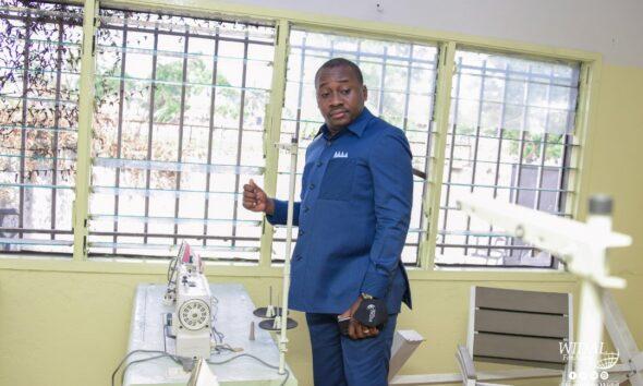 RDC: Guy Loando s'apprête à ouvrir «Widal Training Center» à Kinshasa et à Boende pour la formation professionnelle 45