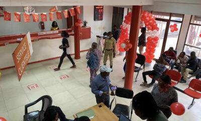 RDC : UBA a célébré la semaine de la clientèle sous le thème «équipe de rêve» 59