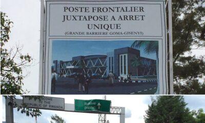 RDC : l'Etat s'apprête à débloquer 7,4 millions USD pour l'expropriation foncière en vue de moderniser le poste frontalier à Goma 102