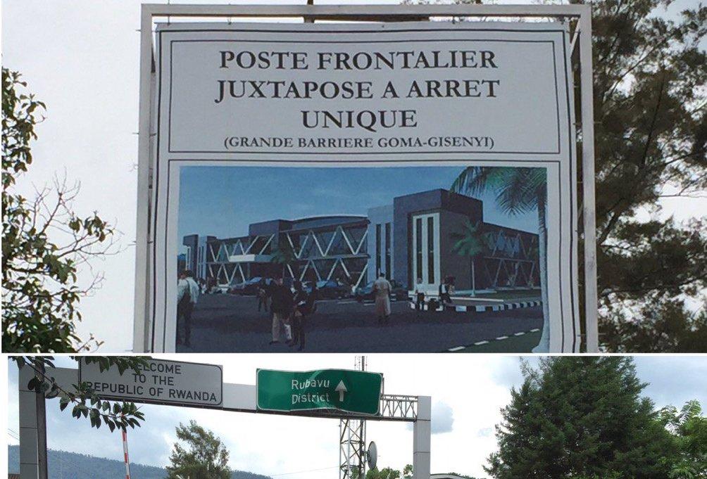 RDC : l'Etat s'apprête à débloquer 7,4 millions USD pour l'expropriation foncière en vue de moderniser le poste frontalier à Goma 1