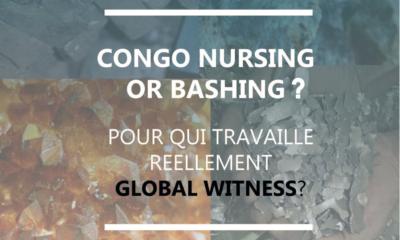 RDC : Global Witness ne s'embarrasse ni de ses propres approximations ni de ses contradictions (Tous pour le Congo) 102