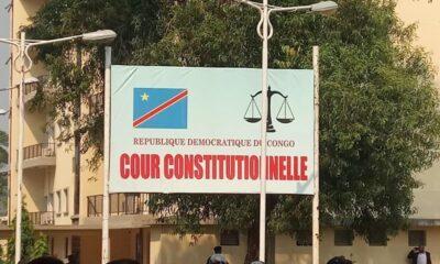 RDC : la Cour constitutionnelle au coeur d'une bataille au sein de la coalition au pouvoir ! 102