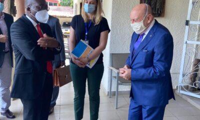 Afrique : Matata Ponyo désigné chef de mission d'observation de la présidentielle en Guinée Conakry 72