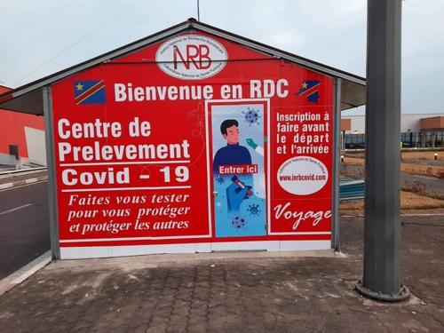 RDC : le test Covid-19 rendu obligatoire pour tout passager de vols internationaux à l'arrivée (Officiel) 1