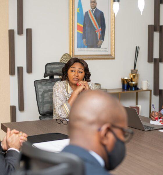 RDC: Denise Nyakeru Tshisekedi prendra part à la conférence des investissements arabo-africaine au Caire 74