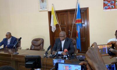RDC : CENCO préconise cinq actions citoyennes contre la confiscation de la souveraineté du peuple 39