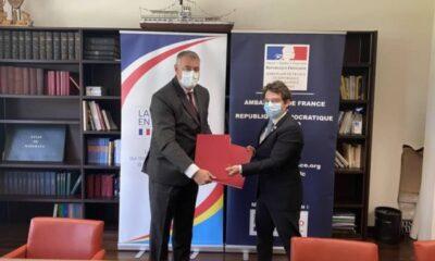 RDC :510£ de la Croix Rouge Française pour financer des projets dans la lutte contre l'insécurité alimentaire! 108