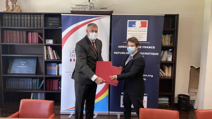 RDC :510£ de la Croix Rouge Française pour financer des projets dans la lutte contre l'insécurité alimentaire! 1