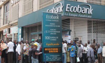 RDC : bancarisation de la paie, quatre vérités sur les frais de tenue de compte de 3,6 USD par agent de l'Etat 19