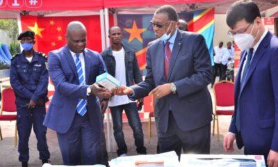 RDC : covid-19, la Chine offre des matériels pour appuyer le dispositif de l'enseignement à distance ! 9