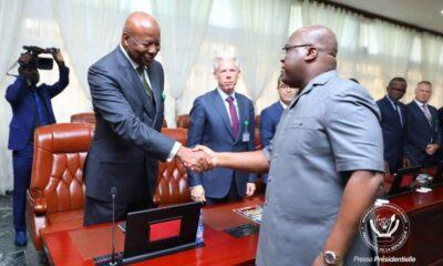 RDC : Leny Ilondo saisit le chef de l'Etat sur les anomalies et contre-vérités de l'IGF Alingete ! 2