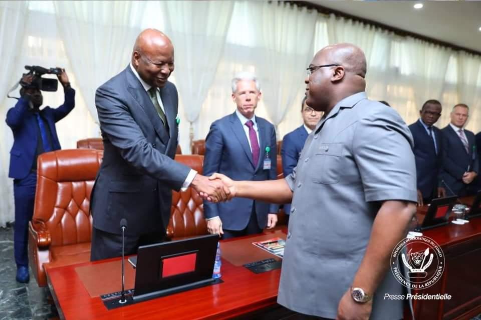 RDC : Leny Ilondo saisit le chef de l'Etat sur les anomalies et contre-vérités de l'IGF Alingete ! 1