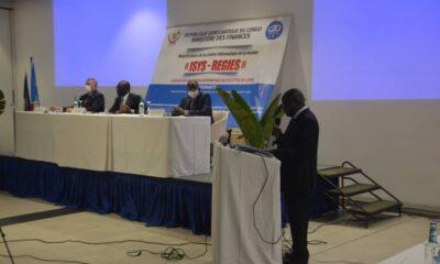 RDC : la France appuie le lancement du logiciel «ISYS-Régies» pour dématérialiser la procédure de perception de taxes et impôts! 11