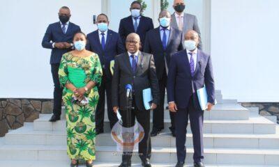 RDC : le Comité de Conjoncture Économique note une légère accélération des prix! 1