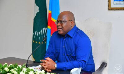 RDC: En séjour à Goma, Tshisekedi conduira le sommet quadripartite RDC-Ouganda-Rwanda- Burundi 4