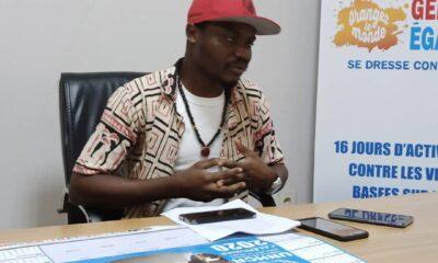 Kinshasa : le slameur Arnold Esatis sera en spectacle «Songo Events» le 5 décembre 2020 4