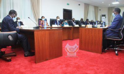 RDC: Covid-19, le Comité multisectoriel de riposte invite les enseignants, élèves et parents au respect des gestes barrières 8