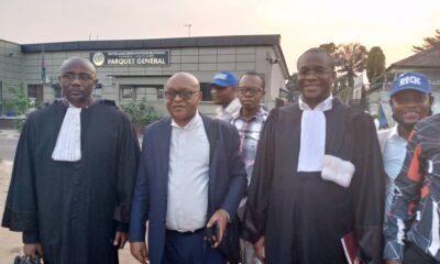 RDC : dossier Transco, le collectif des avocats de l'ODEP de nouveau au Parquet de Matete!
