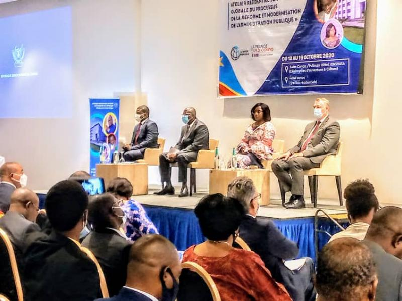 RDC : la réforme et modernisation de l'Administration publique en revisitassions !