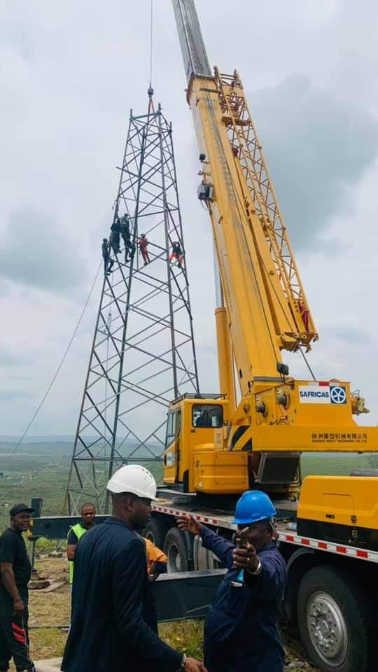 RDC: la SNEL a rétabli l'électricité à Maluku et Bandundu-ville 5