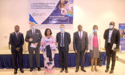 RDC : la France appuie la modernisation de la fonction publique congolaise !